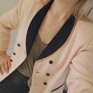 Vintage Peach blazer